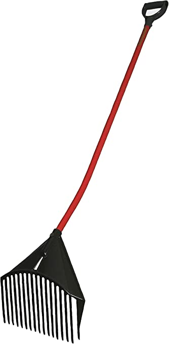 ROOT ASSASSIN RA-001 48-Inch Carbon Steel Shovel Red