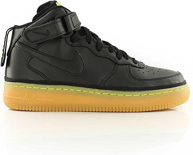 Nike Air Force 1 Mid Lv8 (GS) Chaussures de Basketball