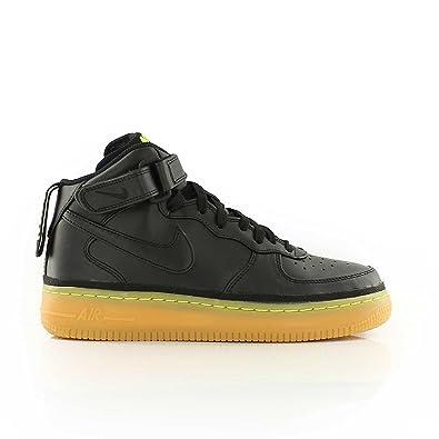 Mid GarçonNoir Air Basketball Nike Force Lv8gsChaussures 1 De 6by7Yfgv