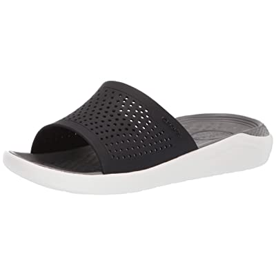 Crocs Men's and Women's LiteRide Slide | Casual Sandal with Extraordinary Comfort Technology | Sandals