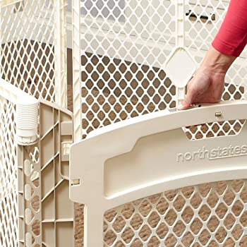 North States Superyard Ultimate Play Yard, Ivory From North States 3