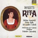 Donizetti: Rita / Amendola, Orchestra da Camera Siciliana