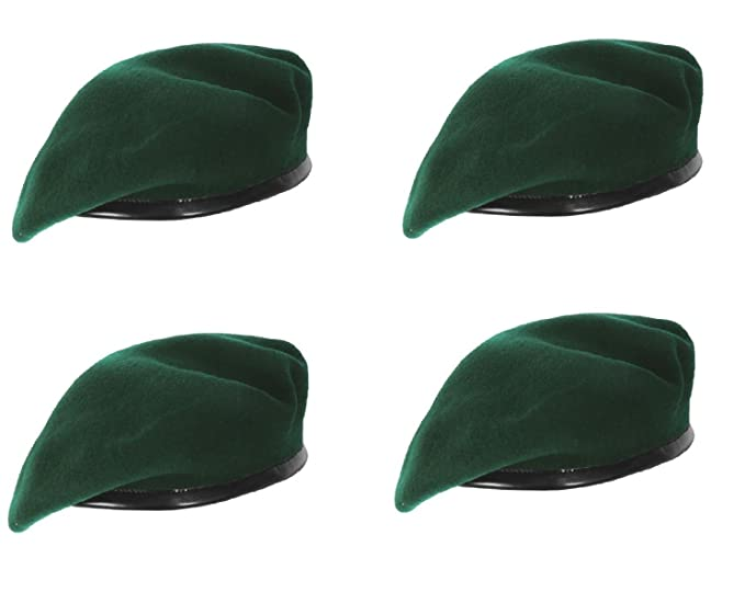 5f6e0ee6aba Image Unavailable. Image not available for. Colour  CROSS JAGUAR Unisex  French Woolen Beret Cap