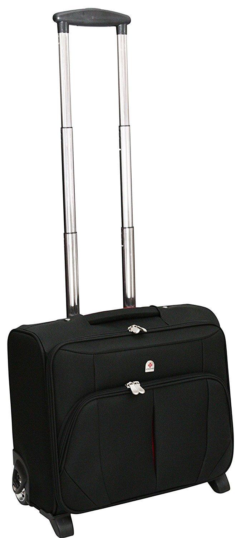 Maletí n con compartimento para ordenador portá til de 16' - Estilo ejecutivo - De viaje Tassia