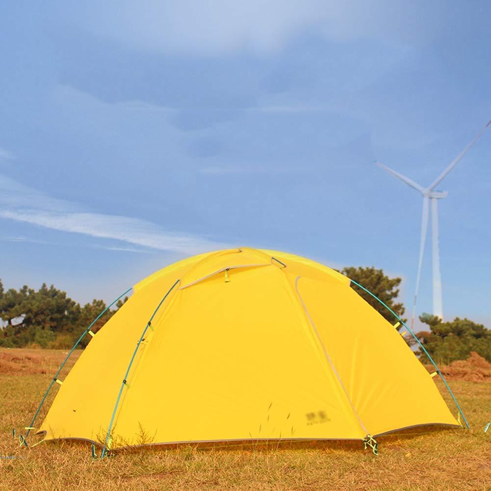 Zelt, Outdoor-Bergsteiger Automatische Zeltwassersicherheit Windproof Windproof Wanderwege Zelte
