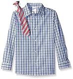 Nautica Boys' Big 4-Piece Formal Dresswear Suit