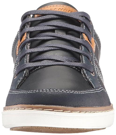2af3d5fe6975 Skechers Men s Lanson-Rometo Trainers  Amazon.co.uk  Shoes   Bags