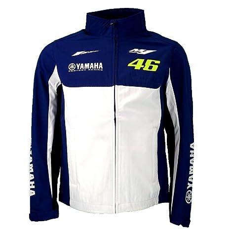 reputable site 256f7 abd59 Giacca ufficiale 2016 di Valentino Rossi VR46 M1 Yamaha ...