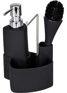 40 cm bremermann caj/ón telesc/ópico con superficie de almacenamiento Negro
