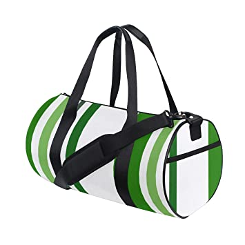 Reopx XL Tote Vertical Stripes Simple Vision Yoga Gym Totes ...