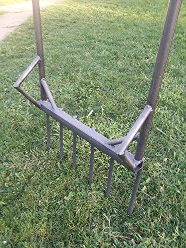 Garden Meadow Bed - LAM Hand Tiller Broadfork