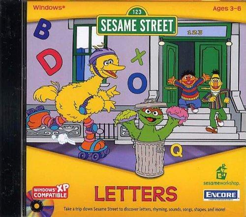 Amazon Sesame Street Letters