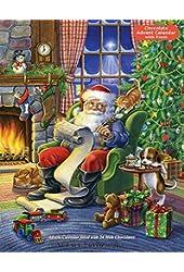 Naughty or Nice Chocolate Advent Calendar (Countdown to Christmas)
