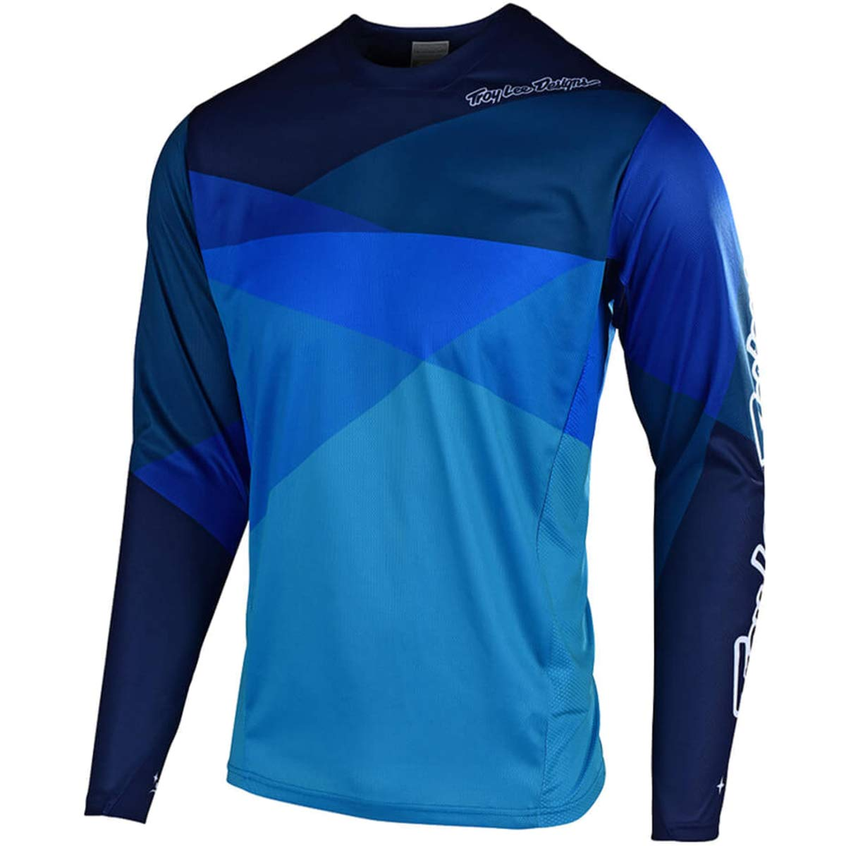 Troy Lee Designs Sprint Jersey - Boys' Jet Blue, L by Troy Lee Designs