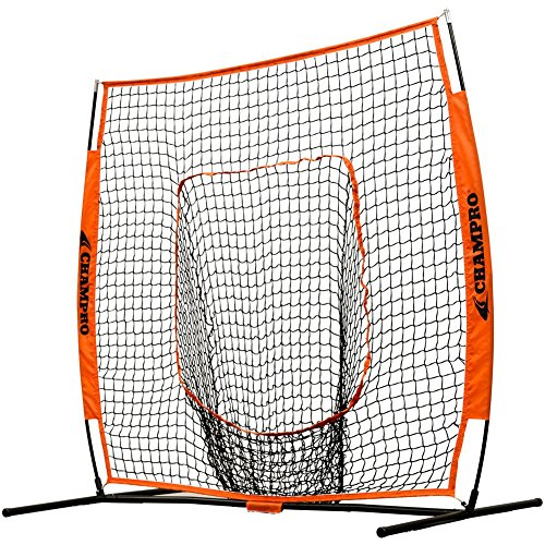CHAMPRO MVP Portable Sock Screen 7 Ft X 7