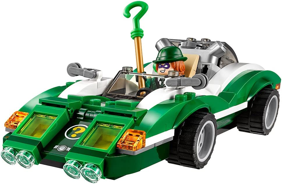 LEGO Batman Movie The Riddler Riddle Racer 70903 NEW Original Sealed Box