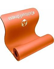#DoYourFitness Esterilla para Fitness »Yamuna« / Colchoneta Extra Gruesa y Suave, Pilates