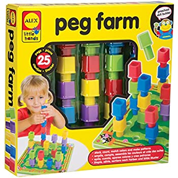 Alex Peg Farm