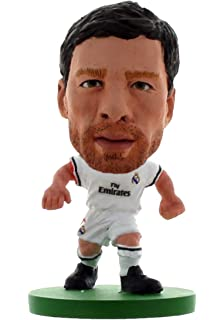 0846ed9f6 Soccer Starz - Real Madrid Xabi Alonso - Home Kit (2014 Version)   Figures