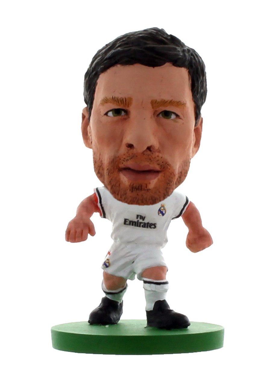 Import Europe - Figura Soccerstarz Real Madrid: Xabi Alonso 75619