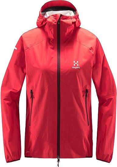 Hagl/öfs Womens L.i.m Proof Multi Jacket