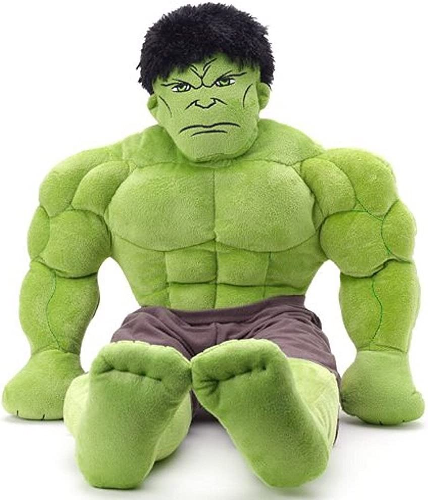 """Marvel Avengers Plush Hulk Pillow Buddy - 22"""""""