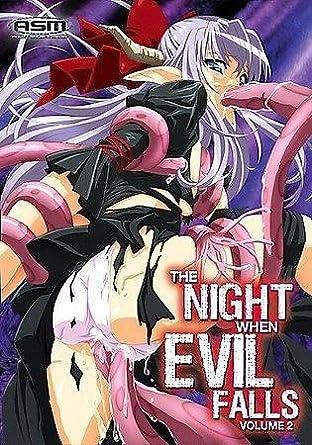 [Hentai Vietsub] The Night When Evil Falls