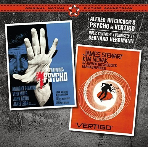 BERNARD HERRMANN - Psycho & Vertigo