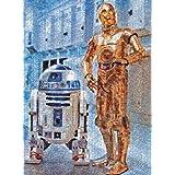 Buffalo Games Star Wars Photomosaic: C 3PO and R2 D2 Jigsaw Puzzle (1000 Piece)