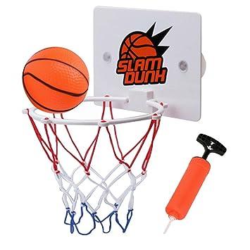 Mini cesta de baloncesto de pared para niños, ABS cesta Basket ...