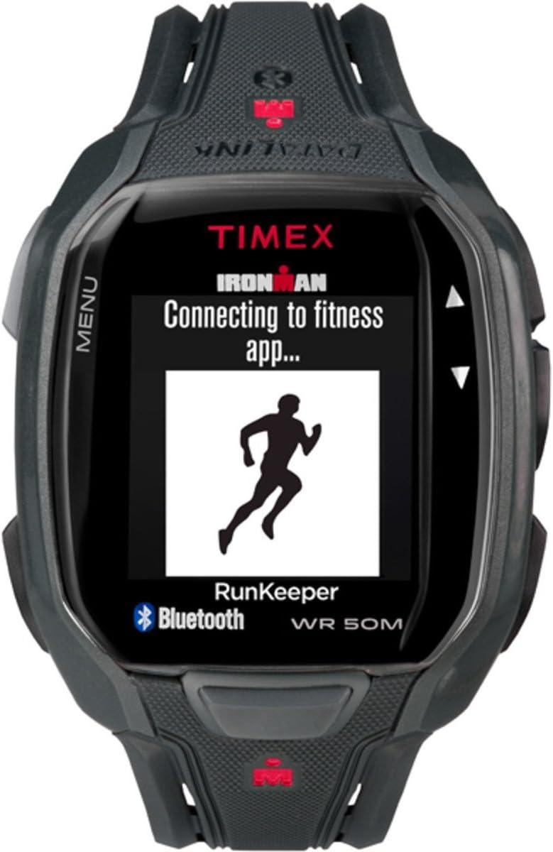 Timex Sportuhren Ironman Run X50 Plus HRM - Pulsómetro, Talla Standard