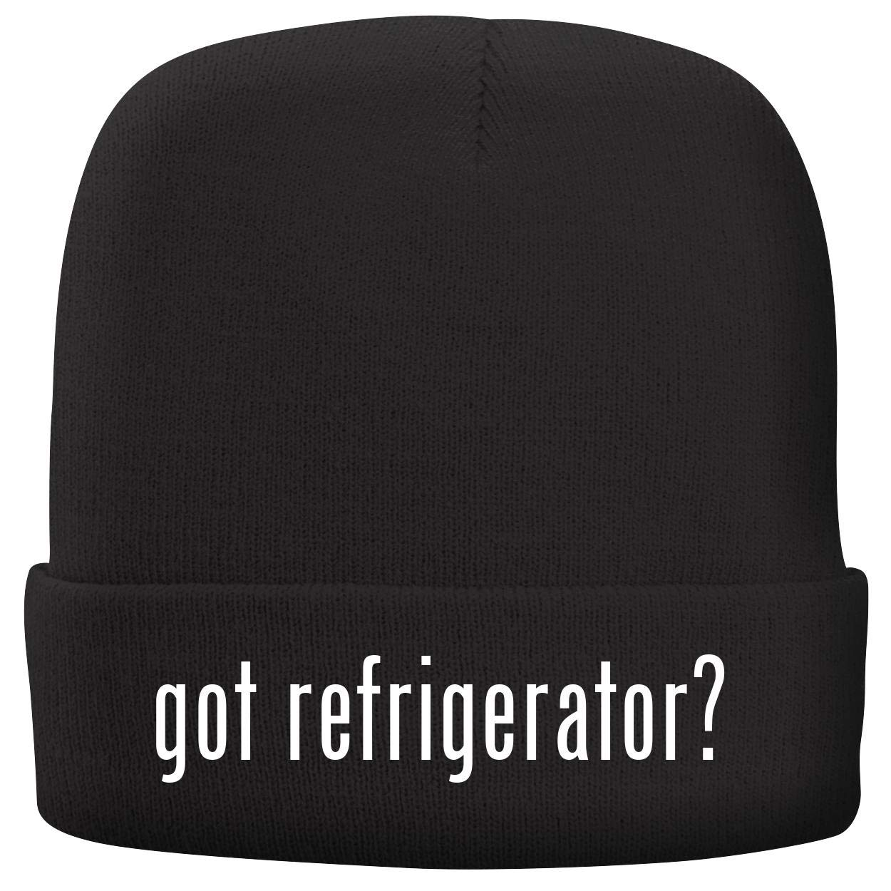 BH Cool Designs got Refrigerator? - Adult Comfortable Fleece Lined Beanie