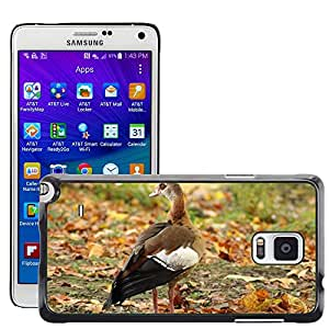 Hot Style Cell Phone PC Hard Case Cover // M00108684 Nilgans Alopochen Aegyptiacus // Samsung Galaxy Note 4 IV
