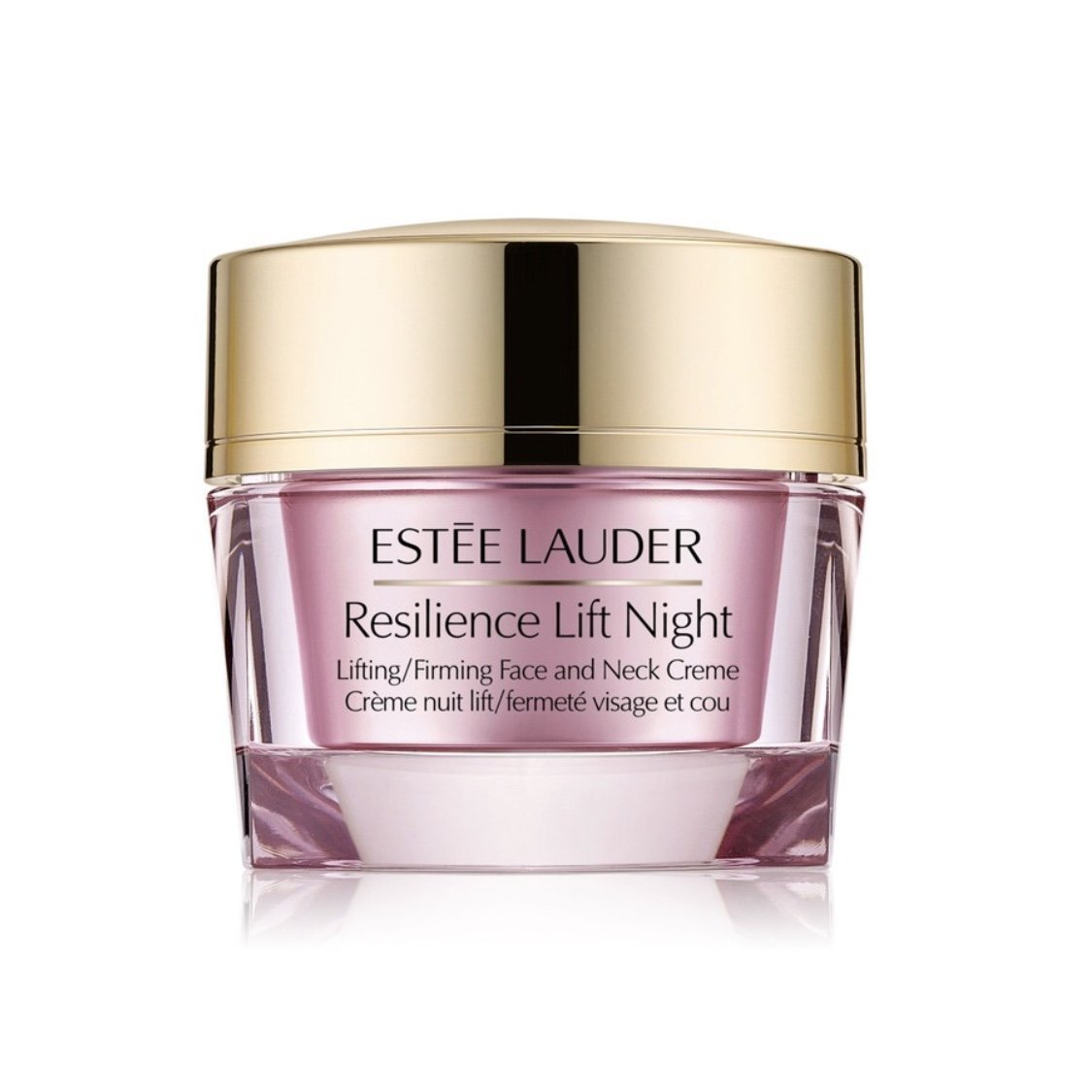Estee Lauder Resilience Lift Night Lifting/Firming Face and Neck Creme (All Skin Types) - 30ml/1oz ...