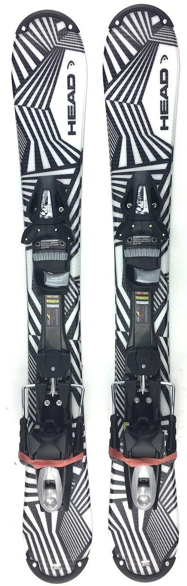 Head Razzle Dazzle 94cm Skiboards Snowblades w. Tyrolia Adjustable Release bindings