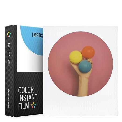 215 opinioni per Impossible, PRD4514, pellicola istantanea per Polaroid 600, a colori