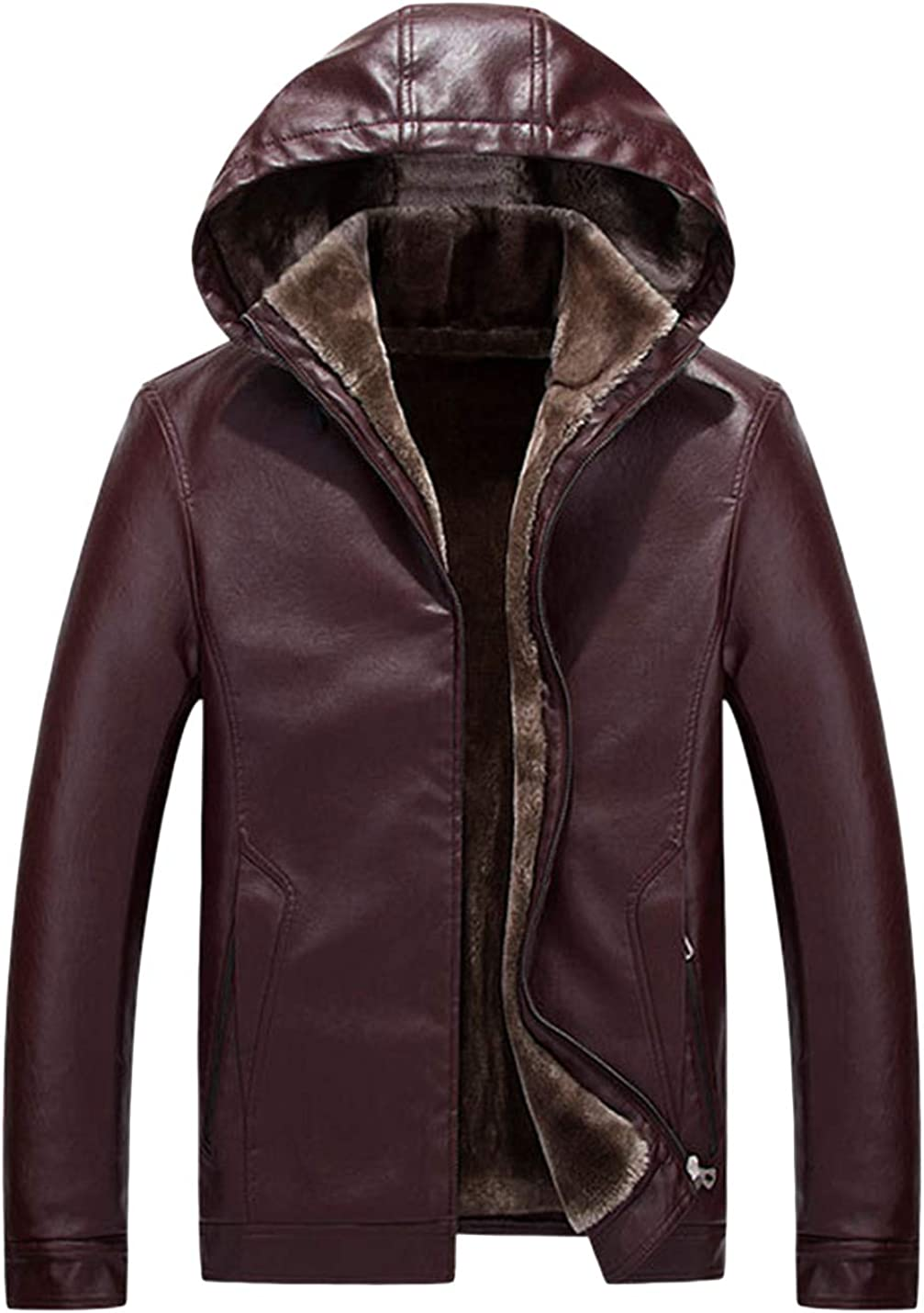 Macondoo-CA Girls Sherpa Thicken Elastic Waist Fleece Cute Winter Jogger Pants