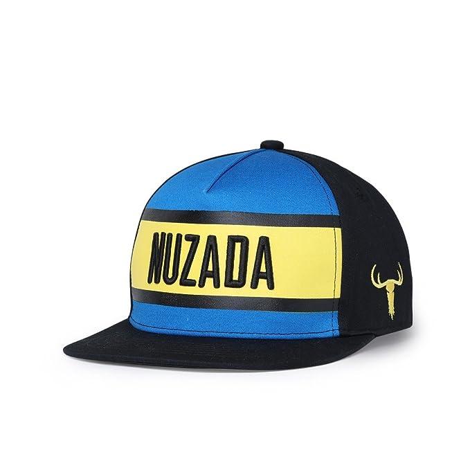 Haoduoliao Sombreros y Gorras Gorras de Béisbol Bordado de Hip Hop Sombrero Masculino Señora Costuras en Contraste Caps Gorra de Béisbol: Amazon.es: Ropa y ...