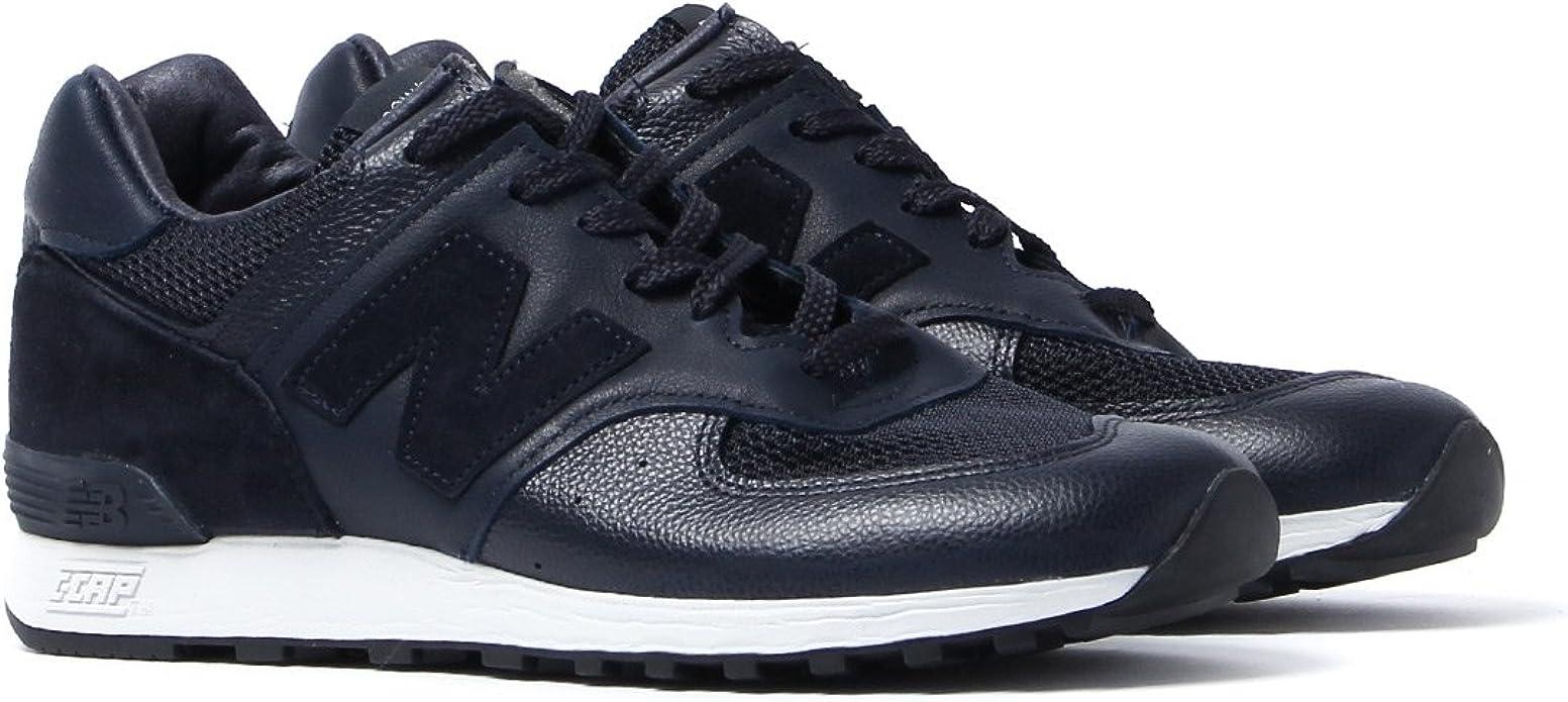 New Balance 576 Sneakers Damen Herren Unisex Marineblau