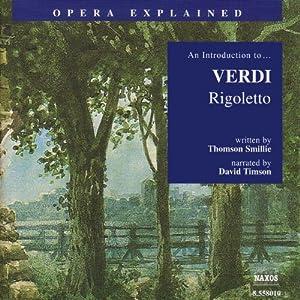 Verdi: Rigoletto Hörbuch