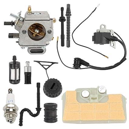Amazon.com: Trustsheer 1127 120 0650 - Carburador para ...
