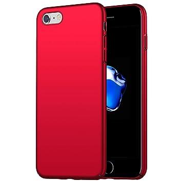 Karomenic Plastik Hart PC H/ülle kompatibel mit iPhone 6//6S Ultra Slim D/ünn Schutzh/ülle Anti-Scratch Handyh/ülle Anti-Fingerabdruck Sto/ßfest Hardcase Bumper Cover Tasche Schale,Blau