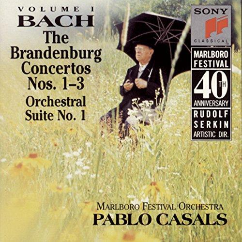 (Bach: Brandenburg Concerti Nos. 1 - 3 & Orchestral Suite No. 1 )
