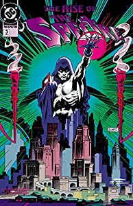The Spectre (1992-) #3