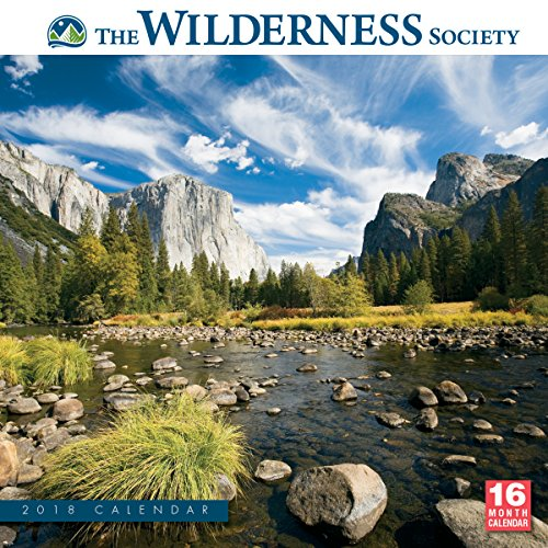 The Wilderness Society 2018 Wall Calendar (CA0172)