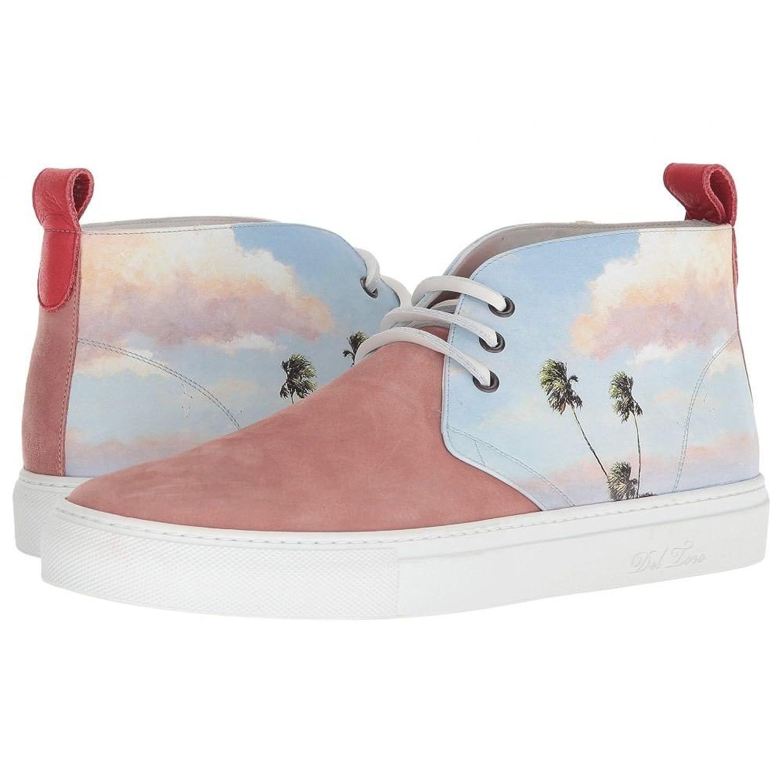 (デル トロ) Del Toro メンズ シューズ靴 スニーカー High Top Chukka Sneaker [並行輸入品] B07F75WSDQ