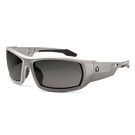 c72fd4a34d8 Ergodyne Skullerz Odin Polarized Safety Sunglasses - Matte Gray Frame