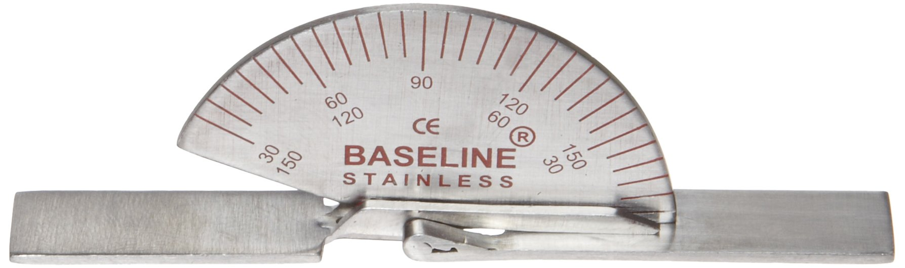 Baseline Stainless Steel Finger Small Joint Goniometer