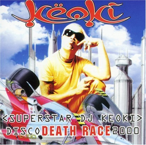 Superstar DJ Keoki Disco Death Race 2000 by Various Artists (1996-02-09)