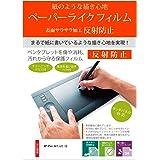 XP-Pen Artist 12 ペンタブレット用 ペーパーライク 保護フィルム 【反射防止】